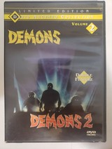 Dario Argento Collection Vol. 2: Demons & Demons 2 DVD image 1