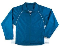 NEW GAME SPORTSWEAR LTD 3600Y YOUTH TITAN JACKET ROYAL/WHITE SIZE YOUTH ... - $29.99