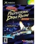 IHRA Professional Drag Racing 2005 (Microsoft Xbox, 2004) - $8.00