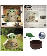 Star Wars Mandalorian The Child Baby Yoda Animatronic Toy / Disney Hasbro  - $69.99