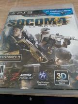 Sony PS3 SOCOM 4 US Navy Seals image 1