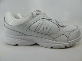 New Balance 405 Size US 7.5 D WIDE EU 38 Women's Walking Shoes White WW405SX2