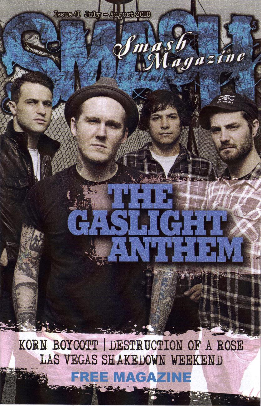 Smash gslight anthem