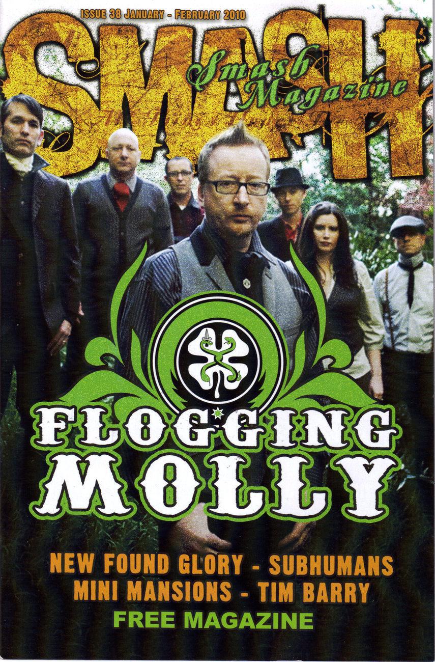 Smash flogging molly