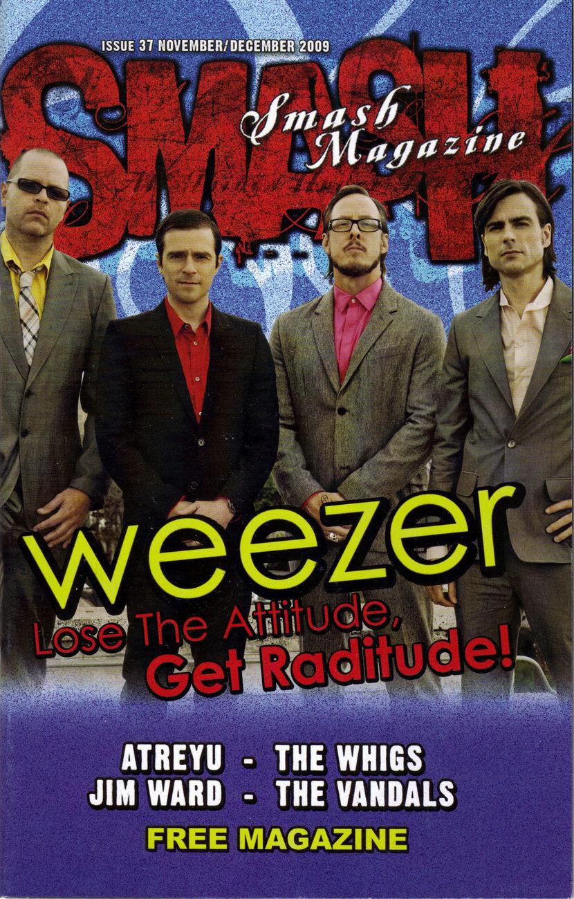 Smash weezer