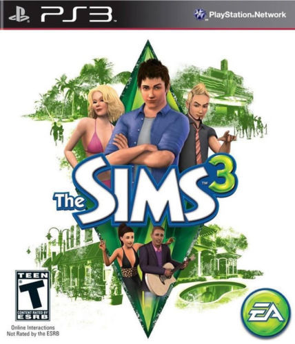 The Sims 3 [PlayStation 3 NEW] Video Game PS3