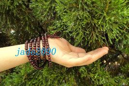 Free Shipping -  8 mm Tibetan Buddhism Real 100% Natural red sandalwood meditati - $19.99
