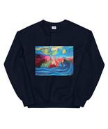 Advocacy Painting Crew Neck Sweatshirt - $34.00+