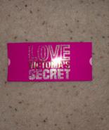 Victoria's Secret Gift Card Holder Pink In Color - $4.50
