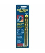 ARTU USA 01062 Multi-Purpose Drill Bit 15/32-in x 6-in - $19.95