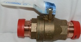 NIBCO NF840XD PC58580LF 2 Inch Lead-Free Ball Valve Full Port image 2