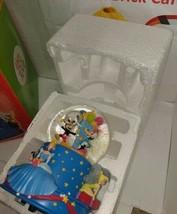 2001 Disney Musical 100 Birthday Celebration Water Snow Globe Wish Upon ... - $22.60