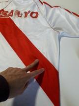 soccer jersey River Plate  Argentina Sanyo SPonsor 1993 - $88.11