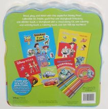 """Read, Play And Listen"" With Disney Pixar - $8.50"