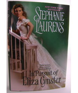 Stephanie Laurens In Pursuit of Eliza Cynster A Cynster Sisters Trilogy ... - $7.00