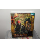 Disney Pirates Of The Caribbean Puzzle  Sealed In The Box - $9.99