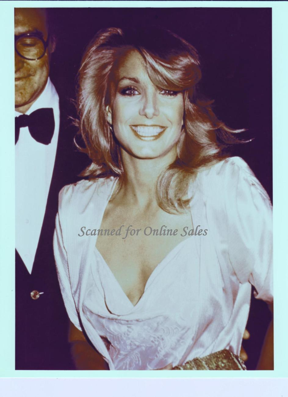 Heather Thomas Embroidered Top 8x10 Photo 1663129
