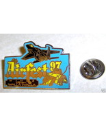 Airfest / Airplane Airshow 1997 Walla Walla Wings Pin   - $4.99