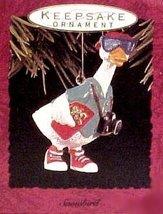 "Hallmark Keepsake 1993 ""The Snowbird"" Ornament in Box - $7.95"