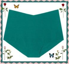 XL  Spruce Tree Green NO SHOW Seamless Victorias Secret High Waist Brief... - $10.99
