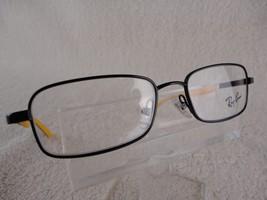 Ray Ban Junior  RB 1035  (4005) Black / Yellow 47 X 16 125 mm Eyeglass Frame - $42.04