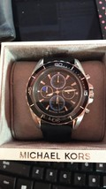 Michael Kors Women's Brecken Rose Gold-Tone Watch MK6367 (from watchstation.com)