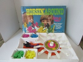 VTG PLAY DOH HORSIN' AROUND GAME #601 COMPLETE - $10.24