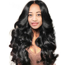 Body Wave Synthetic Wigs Lace Front Women Wigs Baby Hair Pre Plucked Lace Wigs - $26.48+
