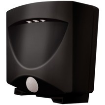 MAXSA Innovations 40342 Battery-Powered Motion-Activated Outdoor Night Light (Bl - $26.38