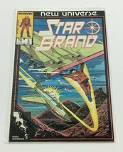 MARVEL NEW UNIVERSE STAR BRAND #3, FREE SHIPPING - $7.91