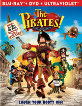 Pirates-Band Of Misfits Blu Ray/DVD Combo 2Pk (Dol Dig 5.1/Ws/2.35)