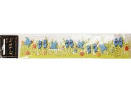 The Paper Studio Birds & Flowers 3-D Border Sticker #1066786