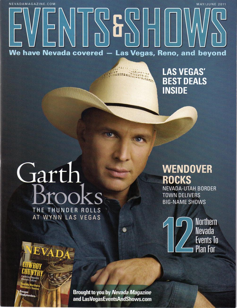 Events shows garth brooks