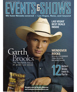 GARTH BROOKS @ Events & Shows Magazine 2011 - $3.95