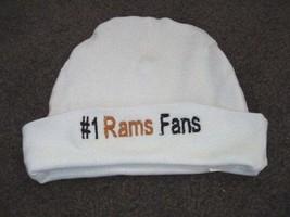 St. Louis Rams Football Baby Newborn Hospital Hat Beanie Cap hat - $19.99