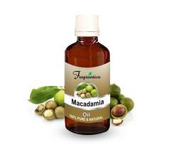 Fragrantica Macadamia Undiluted Natural Pure Uncut Carrier Oil 100 ml - $14.98