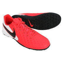 Nike Tiempo Legend 8 Academy TF Football Shoes Soccer Cleats Red AT6100-606 - $83.99
