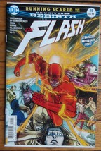 The Flash #25 (Aug 2017,DC Comics)-DC Universe Rebirth-Running Scared - $5.00