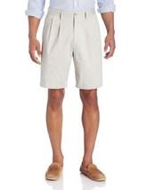 Dockers Men's Perfect Short D3 Classic-Fit Pleated Short,Porcelain Khaki... - $23.76