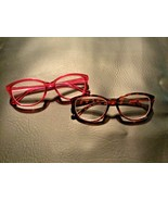 Authentic Betsey Johnson readers reading glasses qty 2   New 2.50 - $21.49