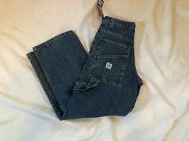 Lee Jungen 12R Straight Fit Blau Jeans Neu Tags Verstellbare Taille Baumwolle 7 - $18.88