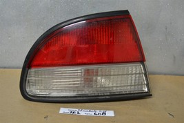 1997-1998 Galant Mitsubishi Left Driver Genuine OEM tail light 08 7E1 - $19.79
