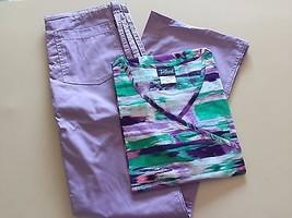 45ad06ede06 {Small} Tafford Women's Medical Uniform Scrub Set (purple)