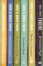 Zion Legacy Books 1-6: Jerusalem Vigil; Thunder from Jerusalem; Jerusale... - $159.99
