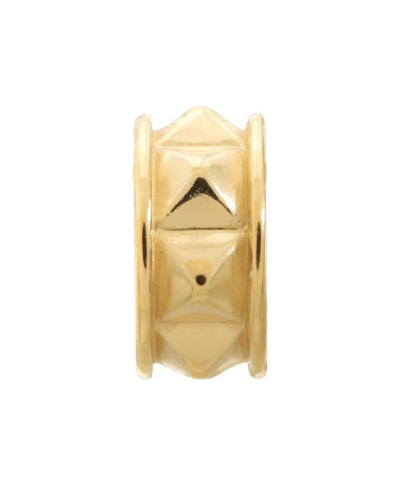 Rising Cubes Gold Plated Sterling Silver Jennifer Lopez 1550 Endless Charm