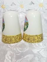 Vintage Mount Rushmore Souvenir Porcelain Salt and Pepper Shakers  image 2