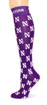 Northwestern University Licensed Purple Dress Socks - $12.95