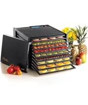 9-Tray Food Dehydrator Thermostat Dry Food Machine Meats Pet Treats Arts... - £284.11 GBP