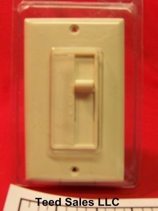 Slide 3 Speed Ceiling Fan Speed Control Switch  Eagle Electric A6428A-K