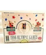 1996 Atlanta Olympic Collector Lapel Pins ~36 Packs 30 Designs ~Event Ca... - $133.65